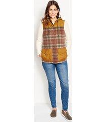 field fresh wool vest