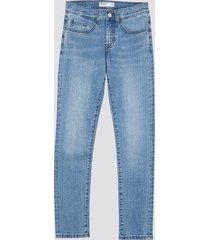 sondre slim jeans - ljusblå