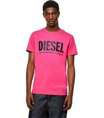 00sxed 0aaxj t-diego-logo t-shirt