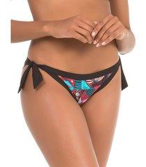 bikini selmark tribal mare zwarte lage taille zwempakkousen