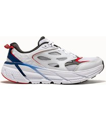 hoka one one sneakers clifton x opening ceremony colore bianco