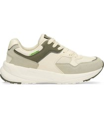 tenis casuales gris north star baird hombre