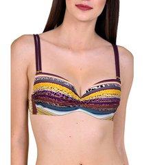 bikini lisca freetown voorgevormde zwempak top