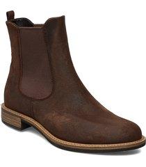 sartorelle 25 shoes chelsea boots brun ecco