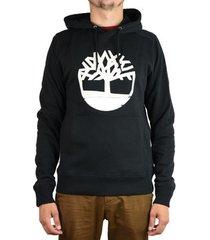 sweater timberland core logo po hoodie tb0a1zky-001