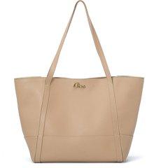 shopping bag nude cs club natural