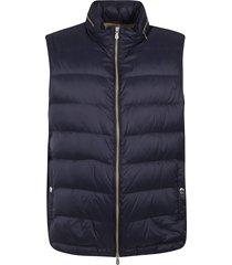 brunello cucinelli classic padded vest