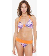 bikini naranja mare moda selvagem