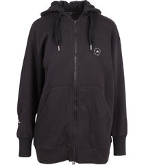 adidas by stella mccartney cotton hoodie