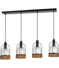 cal lighting 4-light beacon island pendant
