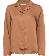 jane shirt top brun underprotection