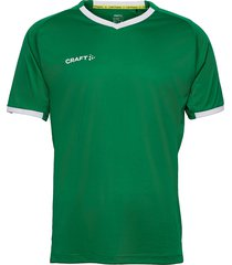 progress 2.0 solid jersey m t-shirts short-sleeved grön craft