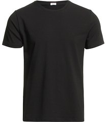 m. lycra tee t-shirts short-sleeved svart filippa k