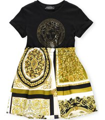 versace cotton dress