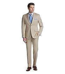 1905 collection tailored fit men's suit with brrr°® comfort by jos. a. bank