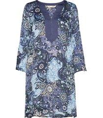 belladonna short dress korte jurk blauw odd molly