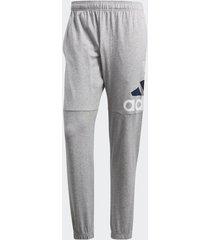 pantalon jogger adidas para hombre bk7409 - gris