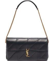 'jamie' leather shoulder bag