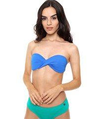 bikini azul lecol margarita