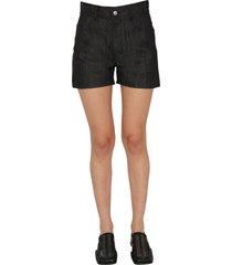 jil sander workwear shorts
