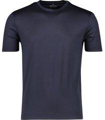 pierre cardin t-shirt donkerblauw ronde hals