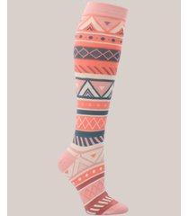 calcetín algodón w kh grecol rosa rockford