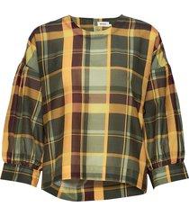 ro blouse blouse lange mouwen multi/patroon residus