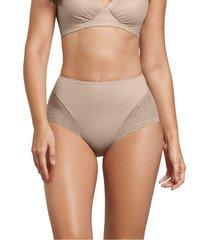 panty panty control moderado marrón leonisa 012984