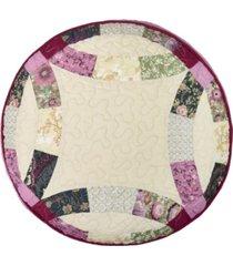 deidre wedding ring cotton quilt collection, accessories bedding