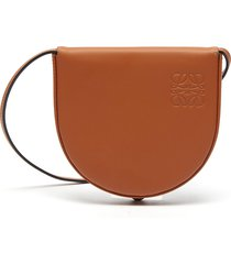 heel' small leather pouch