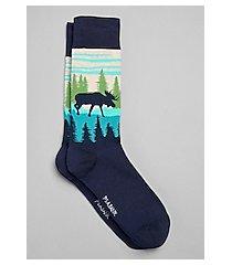 jos. a. bank moose & forest dress socks
