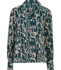 blus yasmole ls shirt