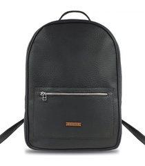 mochila negra eslora timón