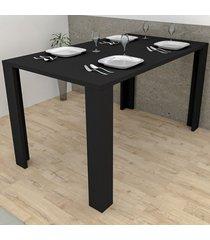 mesa de madeira liv preto - appunto