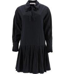 see by chloé cotton mini dress