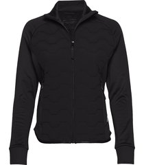 karma sweat-shirt trui zwart tenson