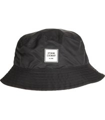 opening ceremony technical fabric bucket hat