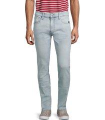 g-star raw men's revend skinny jeans - sun faded wash - size 29 32