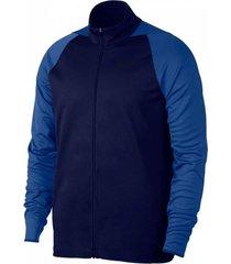chaqueta nike epic knit exg para hombre - negro-negro-negro-azul