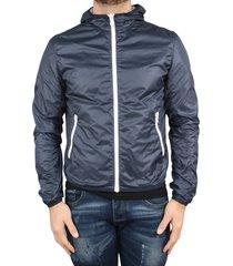 colmar men reverible jacket blauw