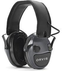 orvis edition pro earmuffs silver 22, silver