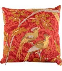 almofada decorativa de veludo saffi