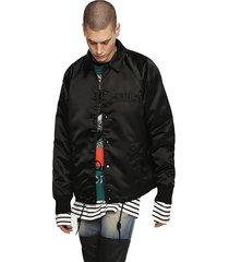 chaqueta j akio jacket negro diesel