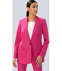 blazer alba moda pink