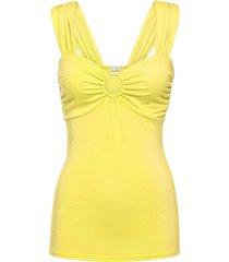 maglia (giallo) - bodyflirt boutique