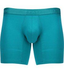 boxer azul turquesa facol