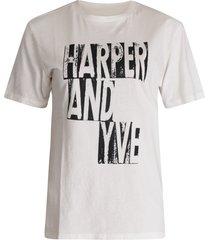 harper & yve shirt / top offwhite k300