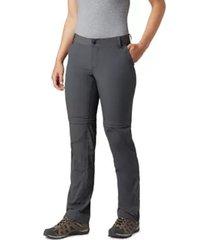 pantalon conv mujer gris silver ridge 2.0 columbia
