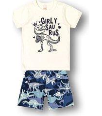 pijama marisol bege - kanui