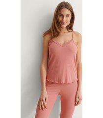 na-kd lingerie linne - pink